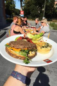 workshop yoga & healthy lunch in samenwerking met Cuisine